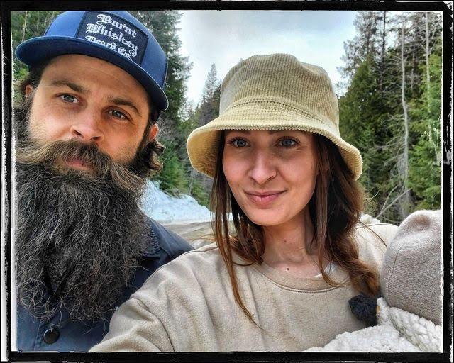 Chris Canuel Owner Burnt Whiskey Beard Company