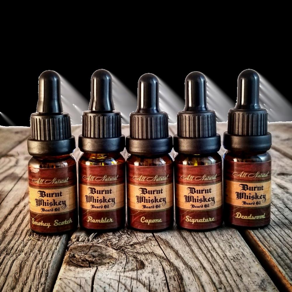 Beard Oil 5 Pack