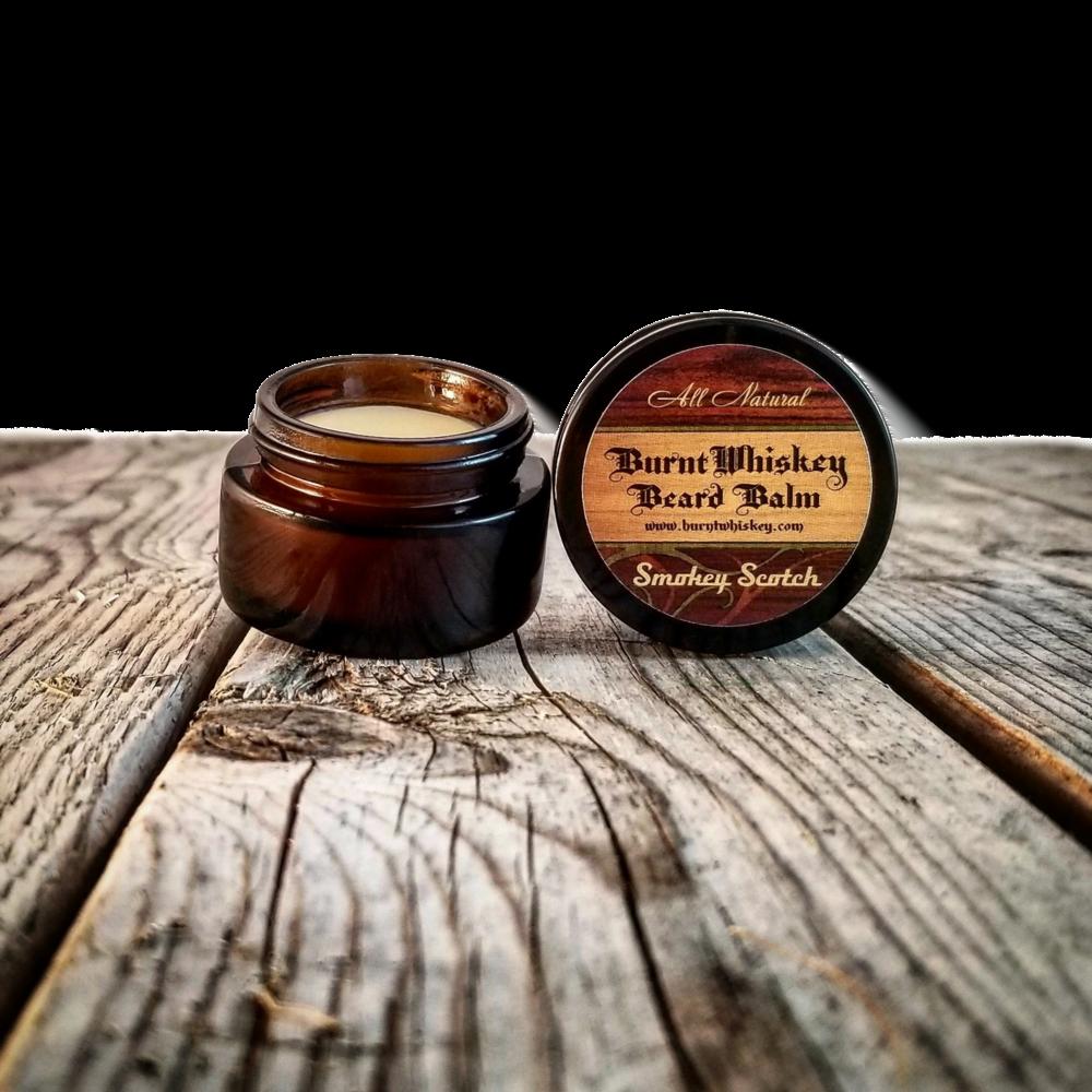 Smokey Scotch Beard Balm