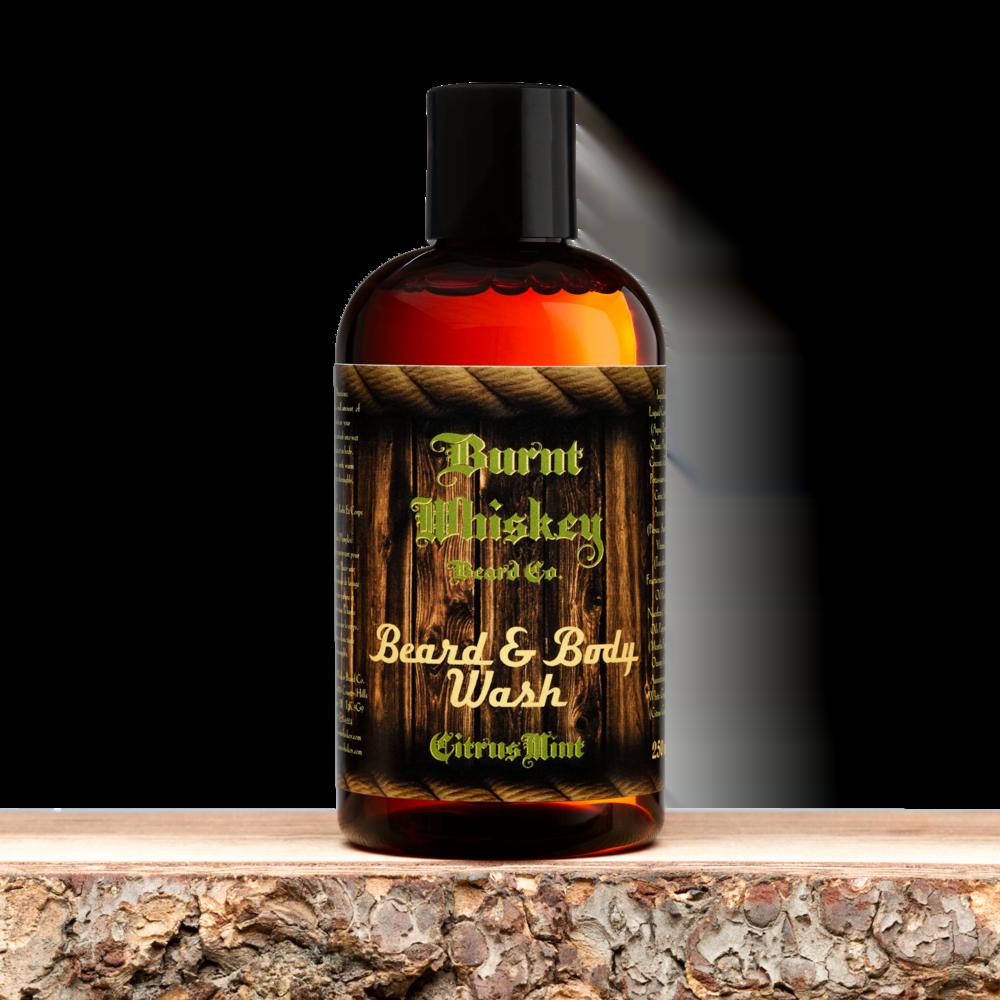 Citrus Mint Beard and Body Wash