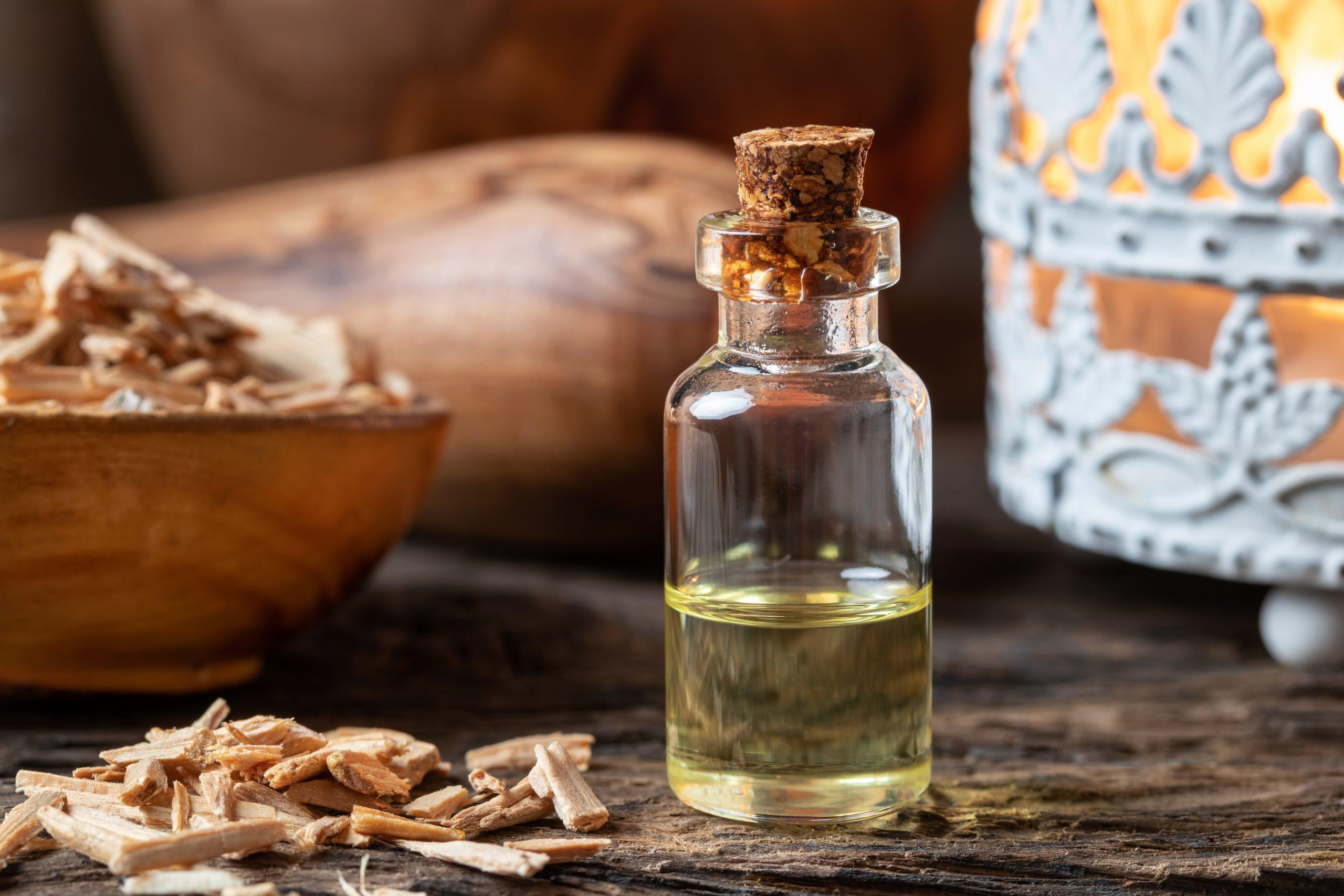 Cedarwood Essential Oil Burnt Whiskey Beard Co