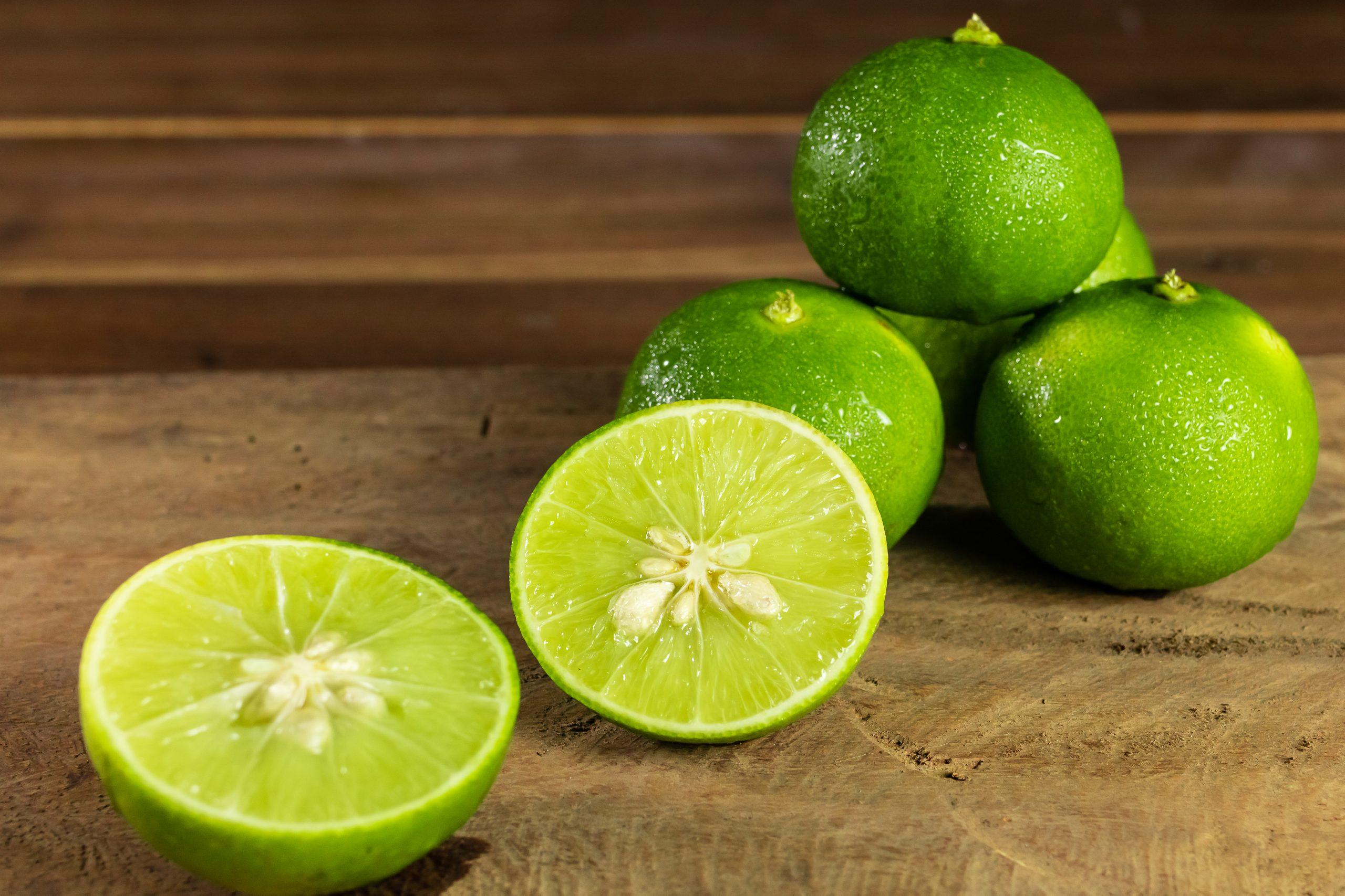 Lime Essential Oil Burnt Whiskey Beard Co