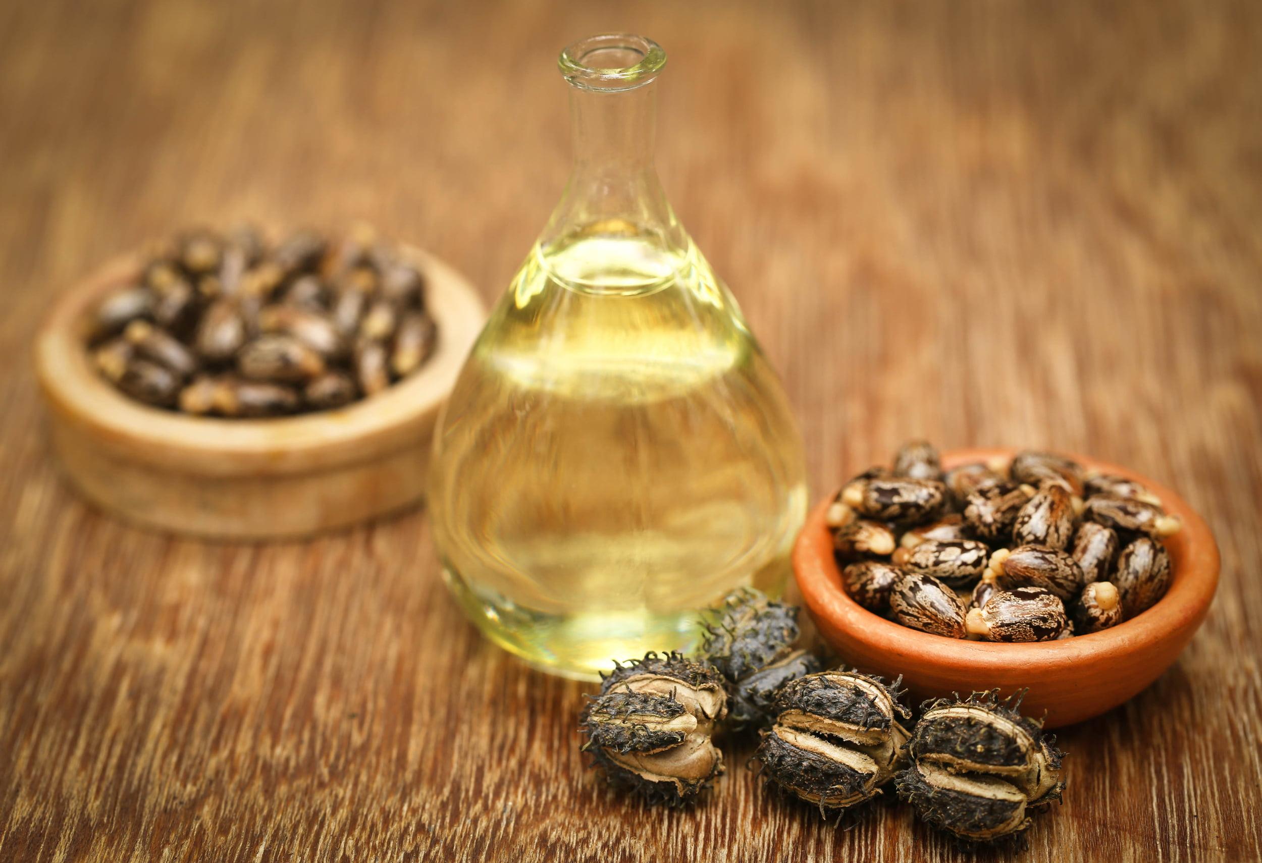 Castor Oil Burnt Whiskey Beard Co