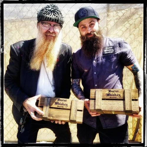Chris and Billy Gibbons