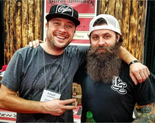 Chris and Matt E